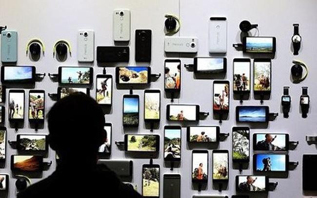 Sản lượng smartphone toàn cầu sẽ giảm mạnh trong năm 2019