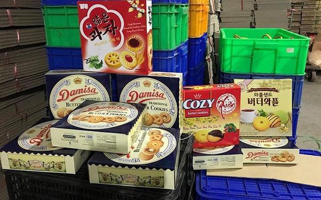 Hàng giả, thực phẩm bẩn tấn công thị trường Tết - ảnh 1