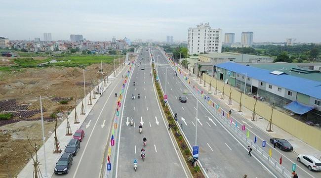 Những công trình góp phần nâng giá BĐS quận Nam Từ Liêm