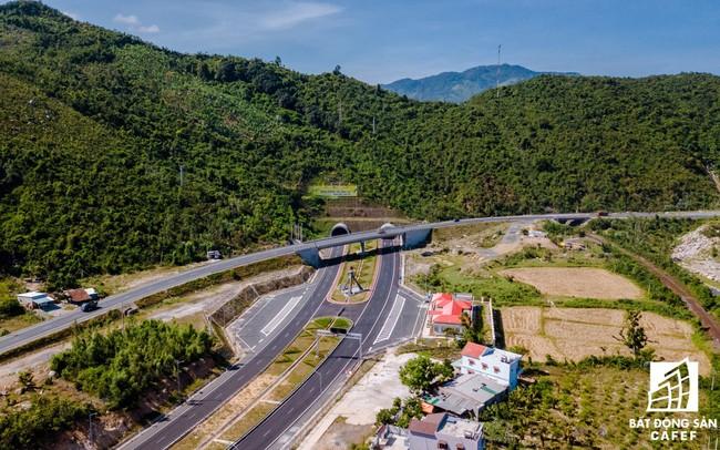 Thông xe dự án hầm đường bộ dài thứ 3 cả nước