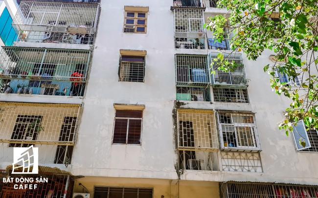 TPHCM: Kiểm tra các chung cư cũ, mất an toàn
