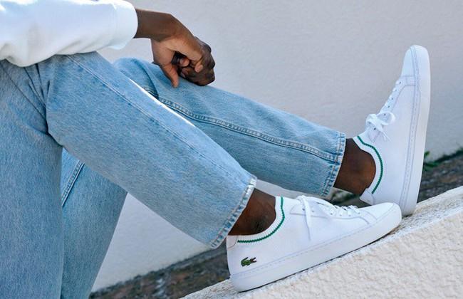 La Piquée: Mẫu Sneaker thanh lịch mới của nhà Lacoste