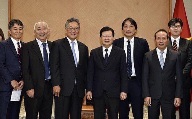 Tập đoàn Marubeni của Nhật muốn đầu tư hàng loạt ngành tại Việt Nam