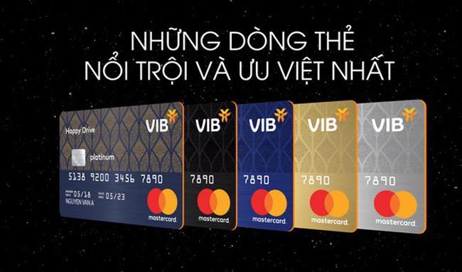 VIB được tạp chí của Anh bình chọn là ngân hàng phát hành thẻ tín dụng tốt nhất Việt Nam 2018