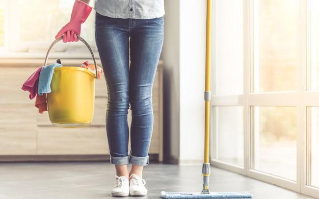Sắp Tết dọn nhà cũng hãy nhớ thực hiện những điều sau kẻo rước đầy vi khuẩn vào người