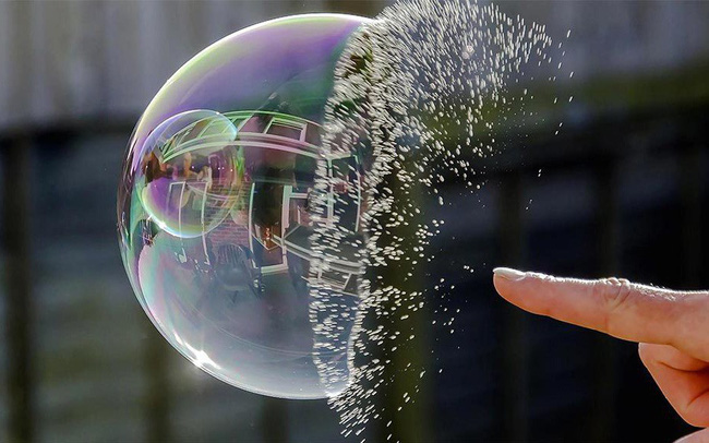 Bong bóng công nghệ tiếp theo có thể sắp vỡ tung