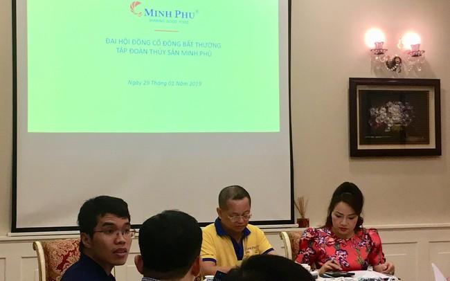 """ĐHĐCĐ Minh Phú (MPC): 4 nhà đầu tư từ Nhật, Mỹ, Hàn đang """"trả giá"""" mua cổ phần, tham vọng sau hợp tác chiếm đến 25% thị phần tôm toàn cầu"""