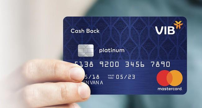 Mở thẻVIBCash Back hoàn đến 12 triệu/năm cho mọi giao dịch