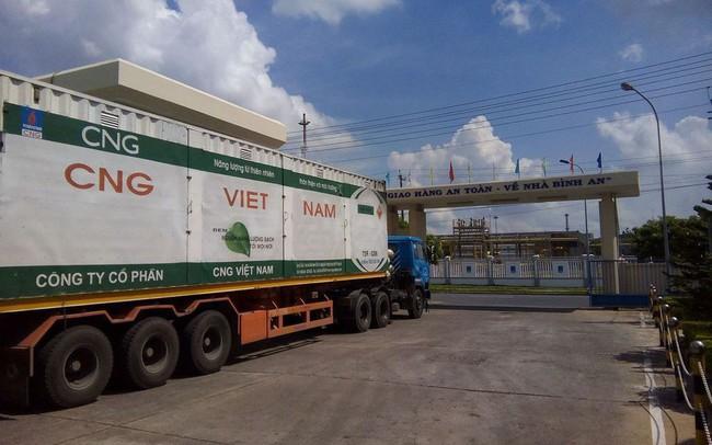 CNG Việt Nam ước lãi trước thuế trên 140 tỷ đồng, vượt 19% kế hoạch năm