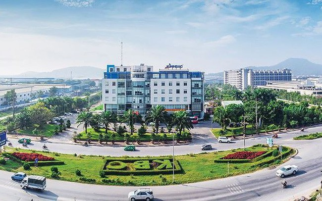 Hoạt động cho thuê Khu công nghiệp thuận lợi, Kinh Bắc (KBC) lãi 281 tỷ đồng trong quý 4/2018