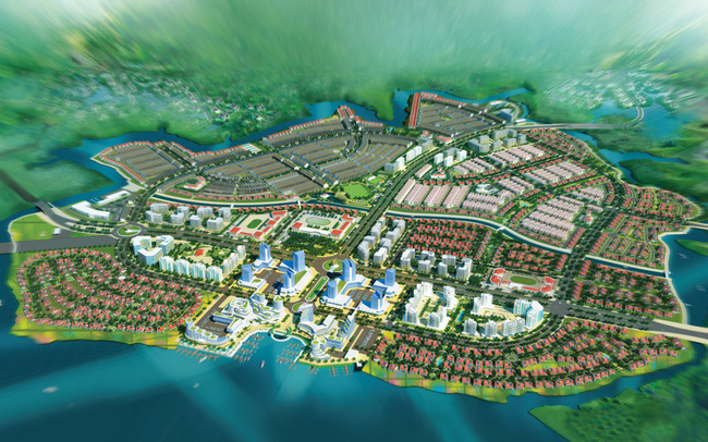 Tập đoàn Nam Long mua lại 70% dự án Waterfont Dong Nai từ đại gia địa ốc Singapore