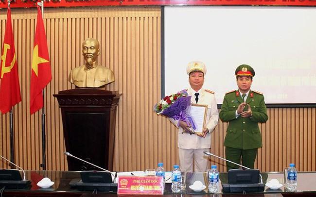 CATP Hà Nội công bố Quyết định bổ nhiệm các chức danh tư pháp thuộc Cơ quan Cảnh sát điều tra CATP