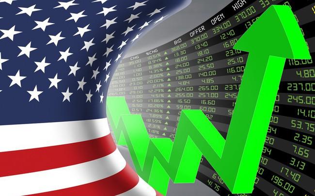 Dow Jones tăng hơn 430 điểm, vượt mốc kháng cự 25.000 điểm