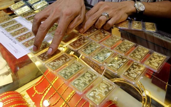 Giá vàng tiếp tục tăng mạnh, vượt 36,7 triệu đồng/lượng