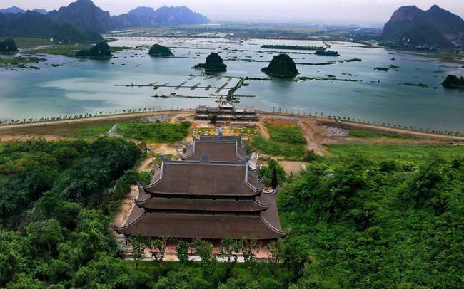 Thủ tướng giao Bộ Xây dựng thẩm định đồ án Quy hoạch Khu du lịch quốc gia Tam Chúc quy mô 4.000ha