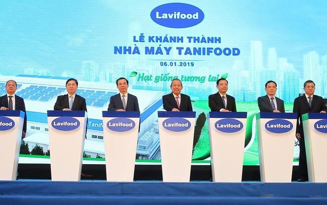 Tây Ninh có nhà máy chế biến rau củ quả năng lực sản xuất lớn nhất Việt Nam, đạt chuẩn Mỹ, tổng vốn đầu tư gần 1.800 tỷ đồng