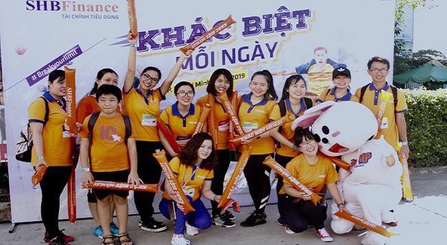 SHB Finance mang chiến dịch 'Khác biệt mỗi ngày' tới TP Hồ Chí Minh