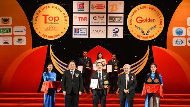 CityLand được vinh danh top 20 nhãn hiệu hàng đầu Việt Nam