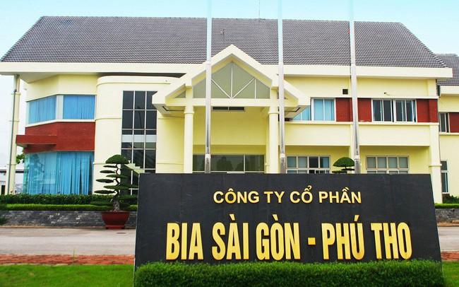 Cổ phiếu tăng 64% kể từ đầu năm, Bia Sài Gòn – Phú Thọ (BSP) chuẩn bị chi trả cổ tức đợt 1/2019 tỷ lệ 15%