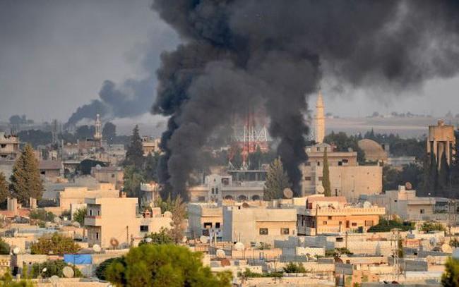 Thổ Nhĩ Kỳ tiến hành chiến dịch quân sự chống người Kurd, Syria tiếp tục chìm sâu trong khói lửa chiến tranh