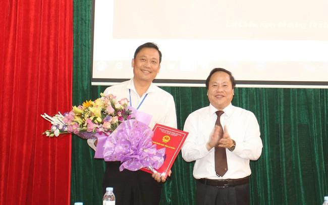 Lai Châu bổ nhiệm Giám đốc ngoại vụ và Phó giám đốc Sở GD&ĐT