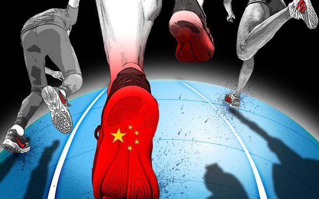"""Được chính Chủ tịch Tập Cận Bình quảng cáo, """"Nike của Trung Quốc"""" quyết đánh bật các hãng phương Tây và vươn tầm phủ sóng ra toàn cầu"""
