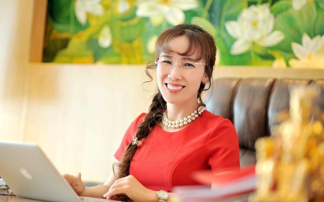 Nữ lãnh đạo truyền cảm hứng trên thị trường tài chính ngân hàng