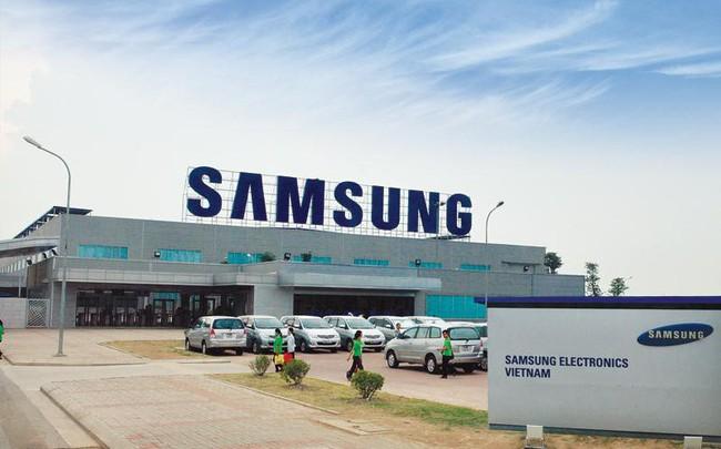 Samsung đã không còn là động lực chính thúc đẩy GDP Việt Nam từ lâu!