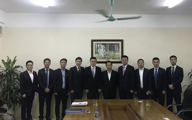 Chứng khoán IVS phát hành thành công cổ phiếu cho CTCK hàng đầu Trung Quốc - ảnh 1