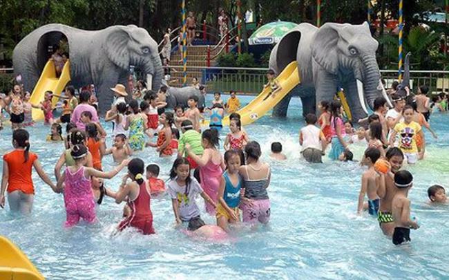 Công viên nước Đầm Sen ước lãi trước thuế 112 tỷ đồng cả năm 2019