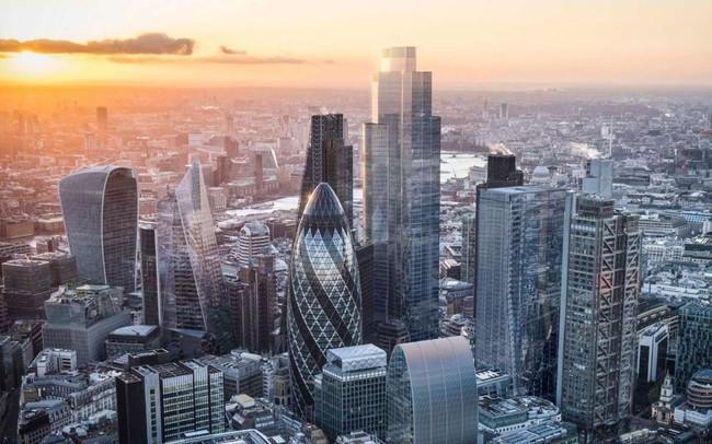 London vẫn ngồi trên ngai vàng tài chính toàn cầu trong bối cảnh Brexit hỗn loạn