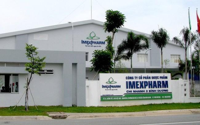 Dược phẩm Imexpharm (IMP): Quý 3 lãi 41 tỷ đồng tăng 17% so với cùng kỳ