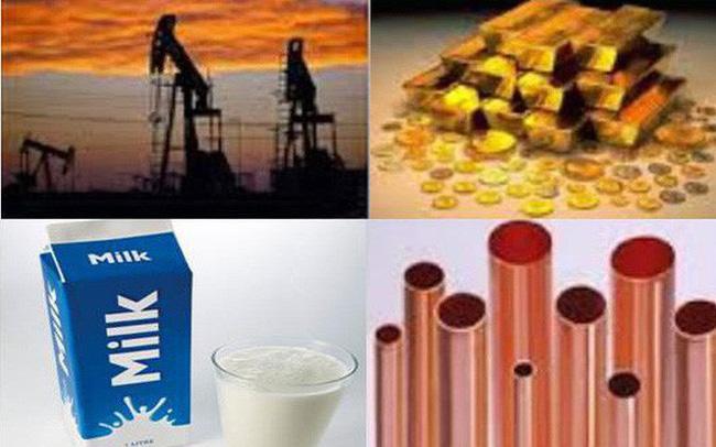 Thị trường ngày 17/10: Giá dầu, vàng đảo chiều tăng, quặng sắt, thép tiếp đà giảm