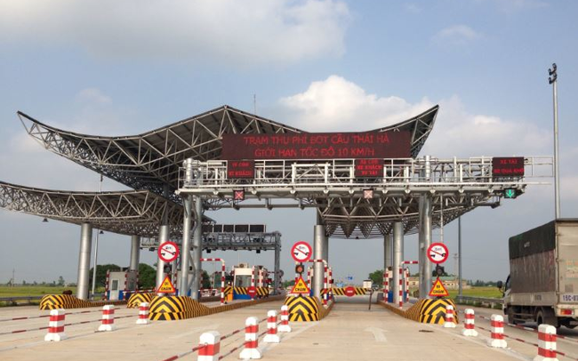 BOT Cầu Thái Hà (BOT) lỗ tiếp 42 tỷ đồng quý 3, nâng tổng lỗ từ đầu năm lên 128 tỷ đồng - ảnh 1