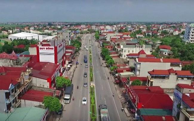 Cuối năm, nhà đầu tư hướng đến đất nền vùng ven Hà Nội