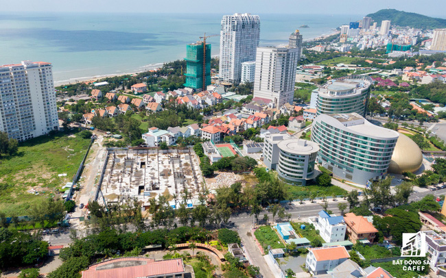 Thêm dự án bất động sản nghỉ dưỡng nghìn tỷ tại TP Vũng Tàu