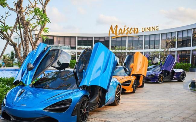 Theo chân Cường Đô-la khám phá siêu xe McLaren 720S: Cuộc hội ngộ hiếm hoi của dàn xế hộp trăm tỷ tại Việt Nam