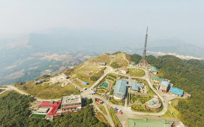 Sun Group đầu tư quần thể khu du lịch sinh thái Mẫu Sơn