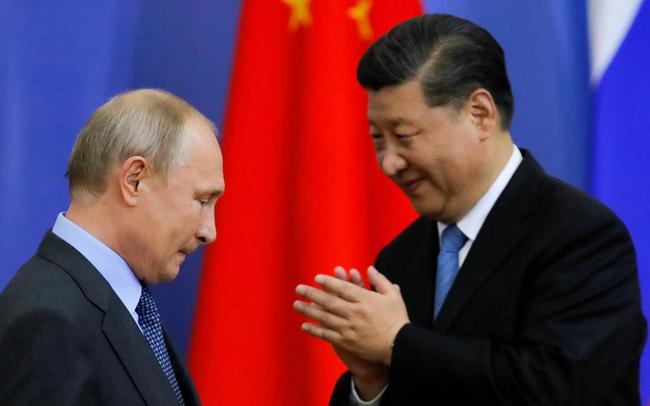 """Tình hình hiện nay có thể biến Nga và Trung Quốc trở thành """"bạn thân"""" được hay không?"""