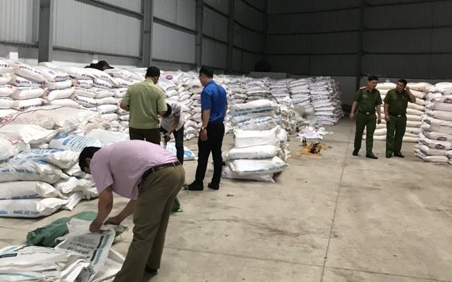 Thu giữ gần 250 tấn đường cát  nhập lậu tại Bình Dương