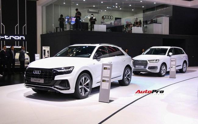 Audi ra mắt đồng loạt 6 mẫu xe mới tại VMS 2019, thị trường xe sang bạc tỷ hứa hẹn ngày càng sôi động - ảnh 1