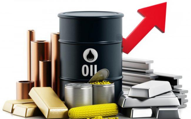 Thị trường ngày 02/11: Dầu, đồng và quặng sắt tăng trở lại, nhôm cao nhất hơn 1 tháng