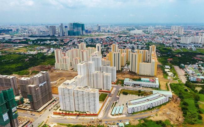 Số nhà ở hoàn thành tại Tp.HCM sụt giảm mạnh trong 9 tháng đầu năm