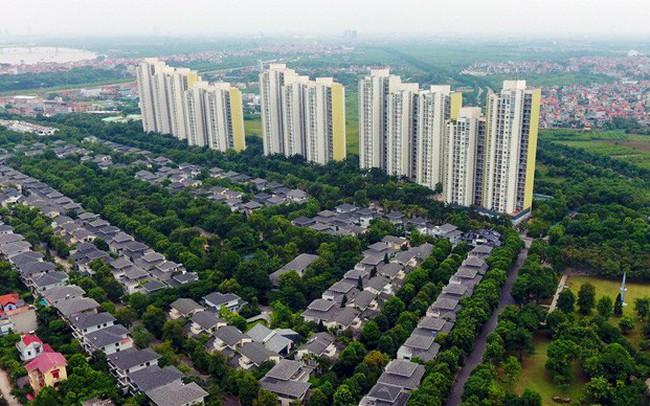 Các dự án tích hợp quy mô lớn tiếp tục chiếm lĩnh thị trường nhà ở tại Hà Nội, Tp.HCM và các tỉnh vệ tinh