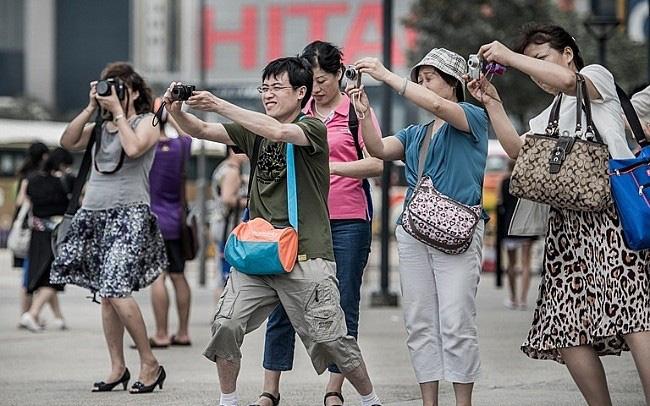 Khách Trung Quốc tăng khá trở lại trong tháng 10