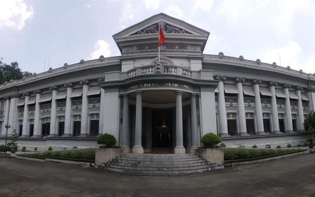 Dự án Bảo tàng TP.HCM sẽ rời từ Thủ Thiêm qua quận 9