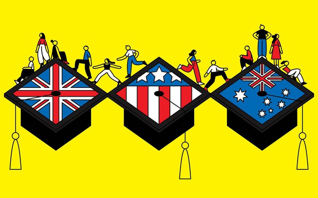 Bị Mỹ thắt chặt visa du học, Trung Quốc mua lại hàng chục trường đại học, cao đẳng ở Mỹ và các nước phát triển