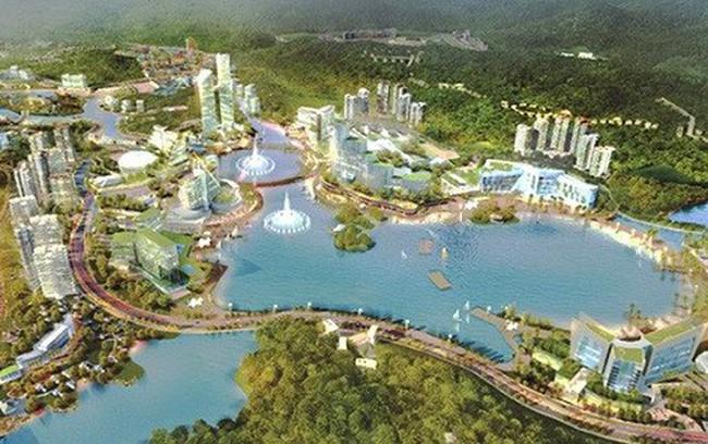 """HD Mon, Sunny World và VTG """"bắt tay"""" lập quy hoạch siêu dự án quy mô 5.000ha tại Vân Đồn"""