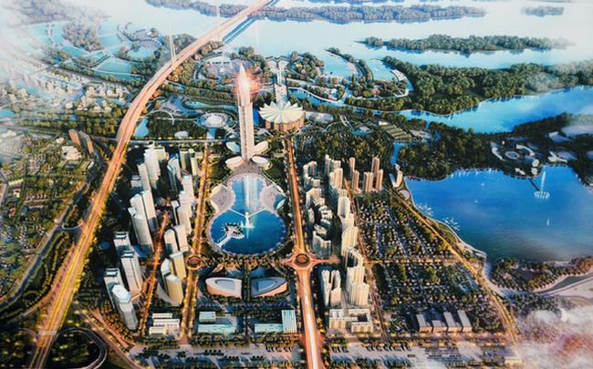 Chính thức động thổ siêu dự án 4 tỷ USD tại Đông Anh, Hà Nội