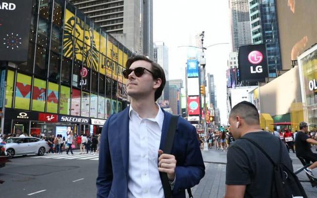 Sống ở một trong những thành phố đắt đỏ bậc nhất thế giới, đây là cách chàng trai trẻ 23 tuổi trang trải cuộc sống với mức thu nhập 172.200 đô/năm